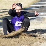 CHS track teams win at first meets of the season