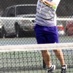 CHS boys' tennis team defeats Bethlehem
