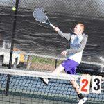 CHS Tennis vs. Washington County - April 9, 2018
