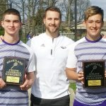 CHS tennis players win Heartland Conference championship