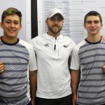 CHS seniors play in state tennis tournament