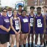 CHS track team competes at state tournament