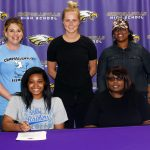 CHS student to play volleyball at LWC