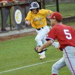 CHS baseball team defeats Mercer County