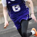 CHS track teams finish seventh, ninth
