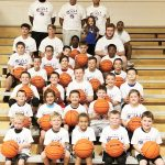 About 30 participate in 'Hoop It Up' basketball camp