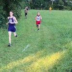Campbellsville cross country team competes in Green County