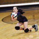 CHS volleyball team blanks Metcalfe County