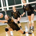 CHS volleyball team defeats Caverna in region tournament