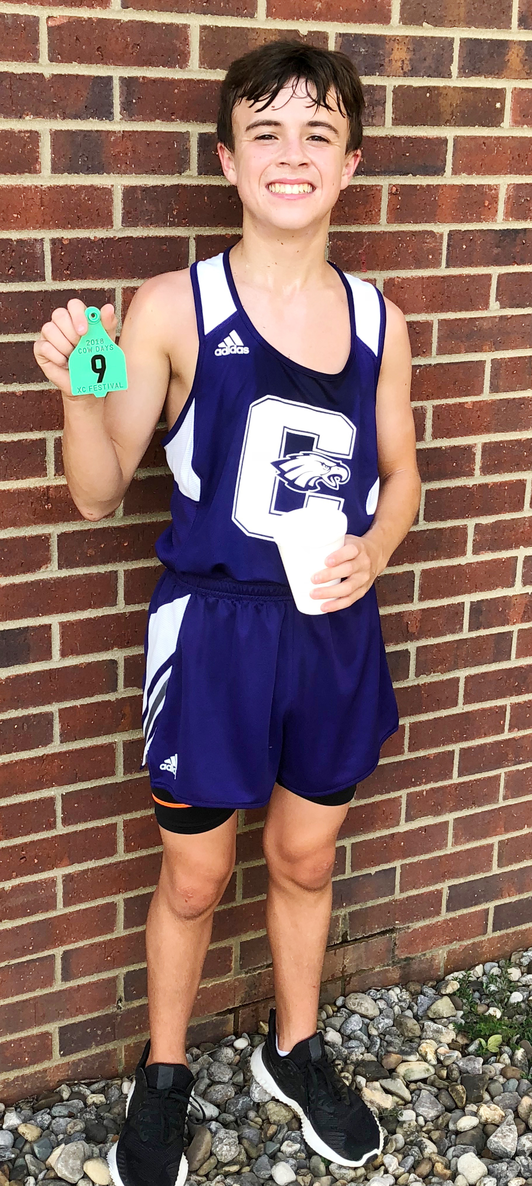 CHS cross country team competes in Green County