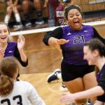 CHS freshman volleyball team defeats Marion County