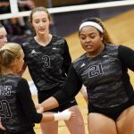 CHS volleyball team defeats Bardstown