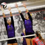 CHS Volleyball vs. Taylor County - Sept. 24, 2018