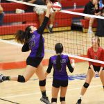 CHS volleyball team takes on Taylor County