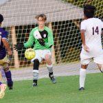 CHS soccer team battles Marion County