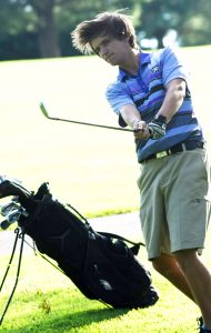 CHS Boys' Golf vs. Washington County, Bardstown – Sept. 6, 2018