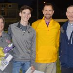 CHS senior cross country runner honored