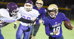 CHS Football vs. Caverna – Oct. 19, 2018