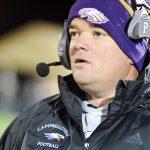 CHS football player, coach honored