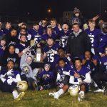 CHS football team wins region championship, makes history