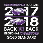 CHS football region champs shirts for sale