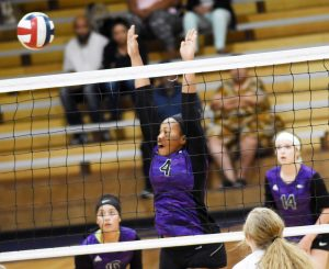 CHS Volleyball vs. North Hardin – Oct. 2, 2018