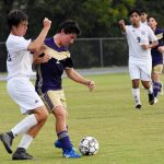CHS Soccer vs. Marion County - 18th District Tournament - Oct. 8, 2018