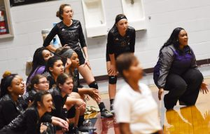 CHS Volleyball vs. Marion County – 20th District Tournament – Oct. 9, 2018