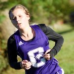 CHS cross country runners compete