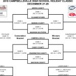 CHS boys' basketball team to host Holiday Classic