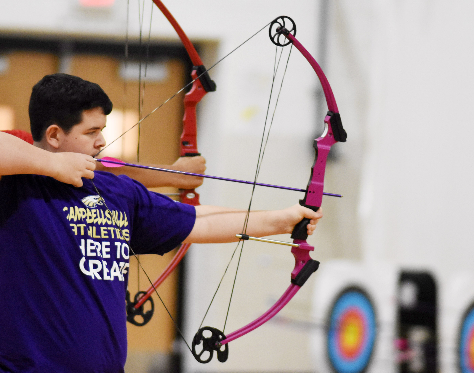 CHS archery team wins at first-ever shoot