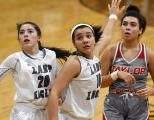 CHS Girls' and Boys' Varsity Basketball vs. Taylor County – Dec. 4, 2018