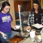 CHS softball team makes $400 at chili supper