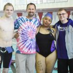 CHS senior swimmers honored