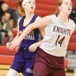 CHS Girls' Freshman Basketball vs. Marion County - Jan. 5, 2019