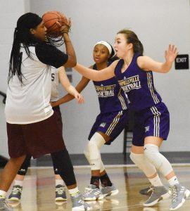 CHS Girls' Freshman Basketball vs. Marion County – Jan. 5, 2019