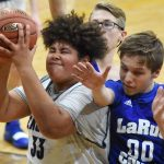 CHS boys' freshman basketball team takes on LaRue County