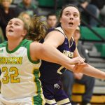CHS girls' basketball team takes on Green County