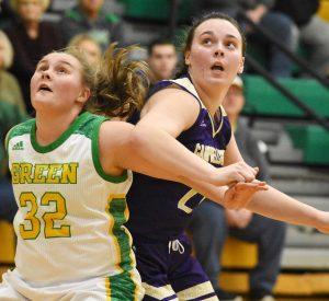 "CHS Girls' Varsity Basketball vs. Green County – Fifth Region All ""A"" Classic – Wednesday, Jan. 16, 2019"