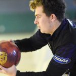 CHS boys' bowling team takes on Russell County