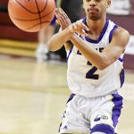 CHS boys' basketball team takes on Mayfield in state tournament