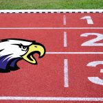 CHS runners compete in indoor track meet