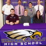 CHS senior to run at Campbellsville University