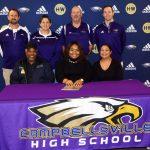 CHS senior to continue track career at CU