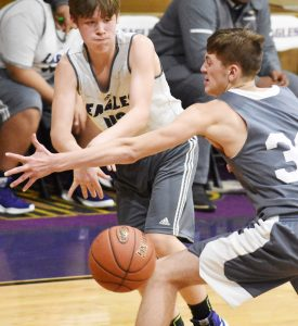 CHS Boys' Freshman and Junior Varsity Basketball vs. Washington County – Jan. 10, 2019