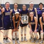 CHS girls' basketball team wins junior varsity 20th District tournament