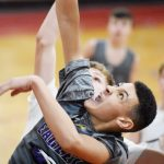 CHS boys' freshman basketball team takes on Adair, Taylor counties