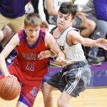 CHS Boys' Junior Varsity Basketball vs. Adair County - Feb. 4, 2019
