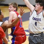CHS boys' JV basketball team defeats Adair County