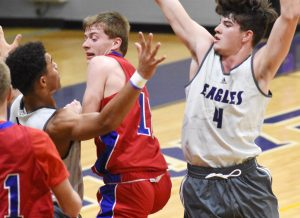 CHS Boys' Junior Varsity Basketball vs. Adair County – Feb. 4, 2019